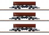 Märklin 82436 DBAG Seitenkippwagen-Set 3-tlg. Ep.6