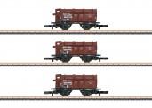 Märklin 86010 DRG Klappdeckewagen-Set 3-tlg Ep.2