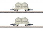 Märklin 86665 DB Silowagen-Set 2-tlg Ep.4