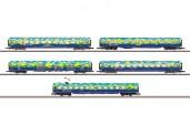 Märklin 87303 DBAG Personenwagen-Set 5-tlg Ep.5