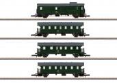 Märklin 87513 DR Personenwagen-Set 4-tlg Ep.4