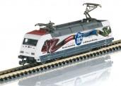 Märklin 88678 DBAG Design&Bahn E-Lok BR 101 Ep.6