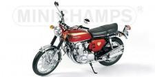 Minichamps 062161000 Honda CB 750 K0 169  Rotmetallic