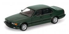 Minichamps 100023004 BMW 730i (E32) grünmet. 1986