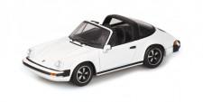 Minichamps 100063062 Porsche 911 Carrera Targa 1983 Weiß