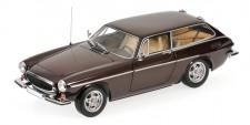 Minichamps 100171615 Volvo P1800 ES braun-met.