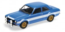 Minichamps 100688102 Ford Escort I RS1600 blau/weiß 1970