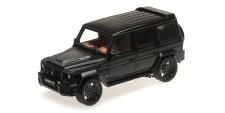 Minichamps 107032400 Brabus 850 6.0 Biturbo Widestar schwarz