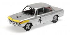 Minichamps 107652504 BMW 1800 Tisa Winner 24h Spa 1965