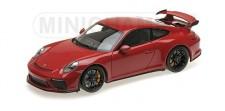 Minichamps 110067020 Porsche 911 GT3 rot 2017