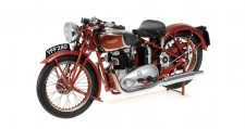 Minichamps 122133700 Triumph Speed Twin rot 1939