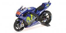 Minichamps 122173025 Yamaha YZR-M1 Maverick Vinales