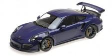 Minichamps 155066221 Porsche 911 GT3 RS (991) ultraviolet