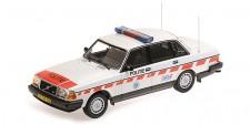 Minichamps 155171498 Volvo 240 GL Lim. Poltie Niederland 1986
