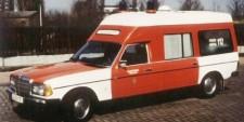 Minichamps 437032061 MB 300E (W123) KTW FW Düsseldorf