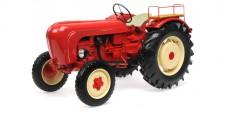Minichamps 800189070 Porsche Supertraktor 1958 Rot