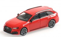 Minichamps 870018212 Audi RS4 Avant rot 2018