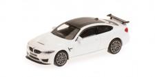 Minichamps 870027101 BMW M4 GTS weiß/Räder grau