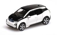Minichamps 870028104 BMW i3 weiß (2014)