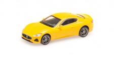 Minichamps 870123120 Maserati Granturismo gelb-met. 2018