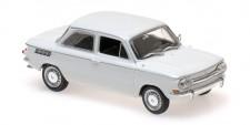 Minichamps 940015300 NSU TT weiß 1967