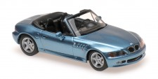 Minichamps 940024331 BMW Z3 Roadster blau 1997