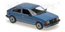 Minichamps 940044100 Opel Kadett  D blau 1979