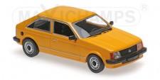 Minichamps 940044101 Opel Kadett  D orange 1979