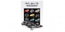 Minichamps KATPMA121 PMA Katalog 2021 Edition 1