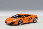 AUTOart 56006 McLaren MP4-13C orange 2011