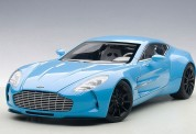 AUTOart 70240 Aston Martin One-77 tiffany blau 2009