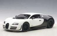 AUTOart 70933 Bugatti Veyron Super Sport weiß 2012