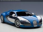 AUTOart 70956 Bugatti Veyron blau Wimille 2009