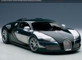 AUTOart 70958 Bugatti Veyron grün Campbell 2009
