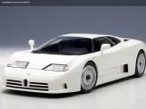 AUTOart 70978 Bugatti EB 110 GT weiß 1991
