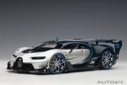 AUTOart 70987 Bugatti Vision GT 2015 silver/bl carbon