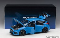 AUTOart 72953 Ford Focus RS 2016 blau