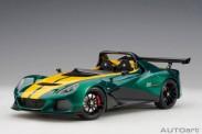 AUTOart 75392 Lotus 3-Eleven grün mit gelben Streifen