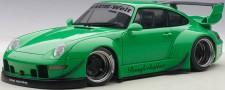 AUTOart 78151 Porsche 993 RWB  grün