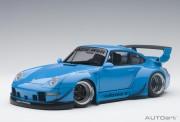 AUTOart 78152 Porsche 993 RWB  blau
