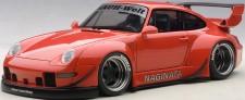 AUTOart 78153 Porsche 993 RWB  rot