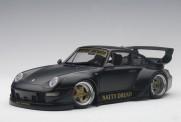 AUTOart 78154 Porsche 993 RWB  mattschwarz