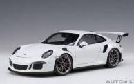 AUTOart 78166 Porsche 911(991) GT3 RS weiß 2016