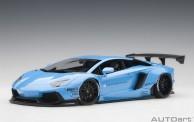 AUTOart 79107 LB-Works Lamborghini Aventador skyblue