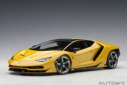 AUTOart 79115 Lamborghini Centenario gelb