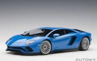 AUTOart 79134 Lamborghini Aventador S 2017 blau