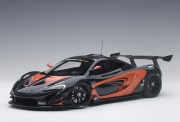 AUTOart 81543 McLaren P1 GTR dark grey/orange