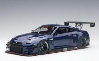 AUTOart 81584 Nissan GT-R Nismo GT3 2015 blau