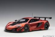 AUTOart 81642 Mclaren 650S GT3 - orange