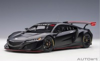 AUTOart 81899 Honda NSX GT3`18 Hyper schwarz